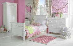 Ložnice Dětský pokoj Malířství Myšlenky interiér ložnice pro děti Elitní White…