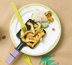 Mini-kipwraps Gourmetrecept - Recept - Jumbo Supermarkten