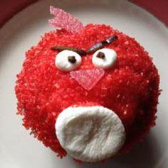 #Angry Birds #Cupcakes für den #Kindergeburtstag , angry birds muffins, muffins kindergeburtstag  http://de.allrecipes.com/rezept/12956/angry-birds-cupcakes.aspx