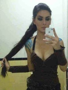 Khal Drogo cosplay ~ Game of Thrones - pinned this just because she looks so much like her ;)