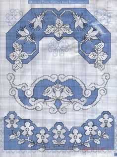 17 best images about assisi embroidery on free Just Cross Stitch, Cross Stitch Borders, Cross Stitch Flowers, Cross Stitch Charts, Cross Stitch Designs, Cross Stitch Patterns, Blackwork Embroidery, Diy Embroidery, Cross Stitch Embroidery