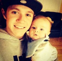 Niall & Theo Horan :) they are so adorable!!!!!!