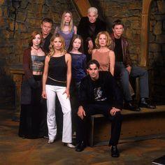 Buffy The Vampire Slayer tv shows i love