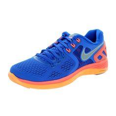 Nike Women's Lunareclipse 4 Cblt/Rflct Slvr/Brightt Magenta Running Shoe