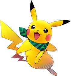Pokemon Super Mystery Dungeon - Pikachu