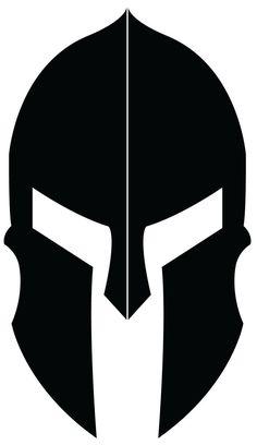 Logo design for Spartan Helmet Logo design for Spartan Helmet Original Pin Spartan Logo, Spartan Tattoo, Spartanischer Helm, Natur Tattoos, Helmet Logo, Spartan Warrior, Bild Tattoos, Scroll Saw Patterns, Stencil Art