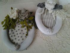 Stile Shabby Genere, Shabby, Plates, Tableware, Flowers, Diy, Vintage, Licence Plates, Dishes