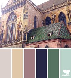 cathedral color