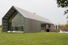 The Barn House, mid-west Flanders, 2005 - BURO II & ARCHI+I, Hendrik Vermoortel, Rita Huys