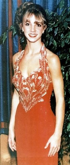 Britney Spears Prom Picture