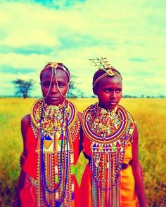 Just beautiful Maasai Tribal Girls Cultures Du Monde, World Cultures, African Beauty, African Fashion, Ankara Fashion, African Style, Black Is Beautiful, Beautiful People, Simply Beautiful