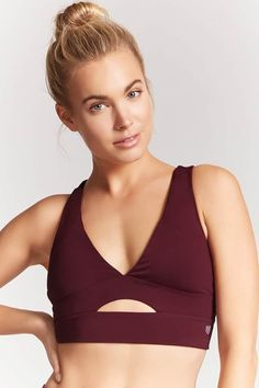 d49fe063c9752 Get fit while looking your best in the latest sports bras from Forever  Browse prints