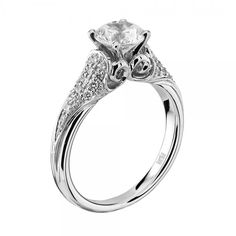 Understated Scott Kay ring, just enough detailing to make it one of our favorites :) M1741R310 <3CapriJewelers