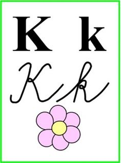 Alphabet, Preschool, Letters, Alpha Bet, Nursery Rhymes, Lettering, Fonts, Kindergarten, Kindergartens