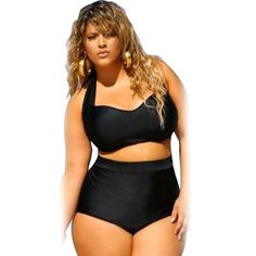 e7fd6093b34 29 Best thick girl swimsuits images | Plus size swimsuits, Plus Size ...