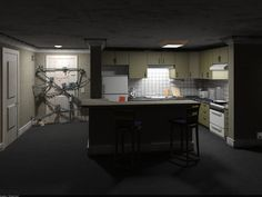 SH4 Room 302 Clean vers by Angelion1987