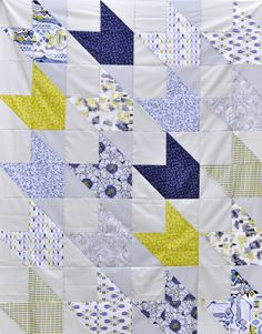 Quilt Dad: Lap of Luxe Quilt | An Art Gallery Fabrics Project