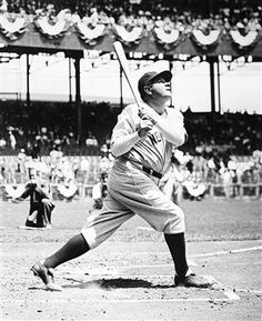 This Day In MLB History: 1920 - Babe Ruth hit his first home run as a New York Yankee. It was his 50th career home run.