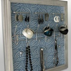 Venishka's Patterned Jewelry Frames