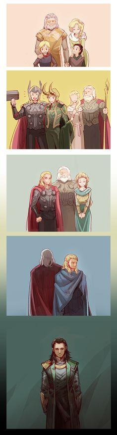 Odin'+s+family+(*Thor2+spoiler+alert)+by+Mushstone.deviantart.com+on+@deviantART