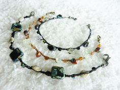 victoriana #crochet bracelet free pattern from Craftsy