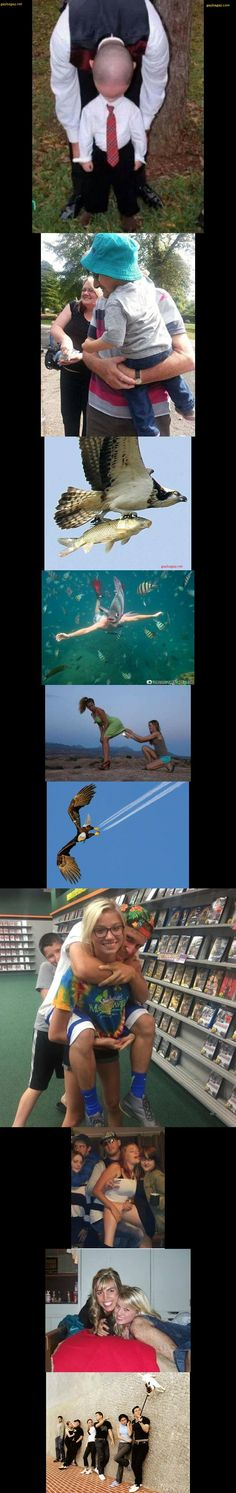 Top 10 Perfectly Timed Funny Photos