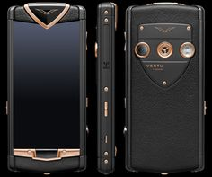 Vertu - Luxury mobile and cell! Nice!