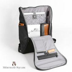 """Blackburn Backpack Bag (fits up to MacBook 15.4"""")"""