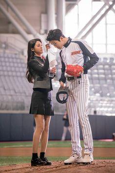 Rowoon Drama Click your Heart Ulzzang Couple, Ulzzang Girl, South Korean Girls, Korean Girl Groups, Click Your Heart, Korean Couple Photoshoot, Neoz School, Kim Seol Hyun, Kpop Couples