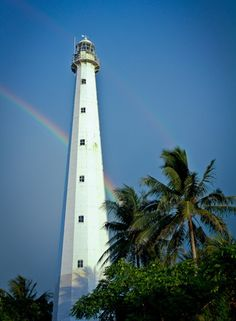 Cikoneng (Anyer) Light, Indonesia