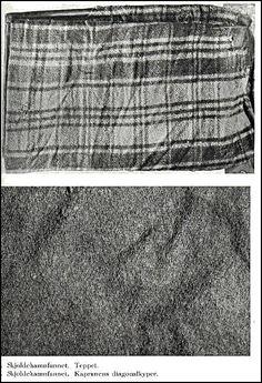 Skjoldehamn Shawl or Blanket
