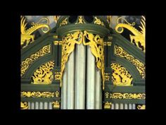 Dietrich Buxtehude Prelude and Fugue in D major BuxWV 139 - Bernard Foccroulle
