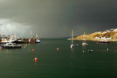 Mallaig   (west of Scotland)