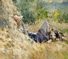 alexi zaitsev art | Alexi Zaitsev 1959 | Russian impressionist | Tutt'Art@ | Pittura ...