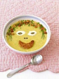 Овощной крем-суп для детей | Baby journal
