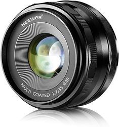 Neewer Large Aperture Manual Prime Fixed Lens APS-C for Sony E-Mount Digital Mirrorless Cameras NEX 3 NEX NEX 5 NEX NEX NEX 6 7 -- Find out more about the great product at the image link. (This is an affiliate link) Sony Camera, Best Camera, Leica, Bokeh, Nikon, Camera Photos, Fixed Lens, Sony E Mount, Aperture