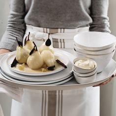 Artisan Stoneware Dinner Plate   The White Company
