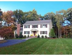 188 Ford Road, Sudbury, MA 01776 - Doug's Comments:  Contemporary Colonial, Great Screened Porch and Huge Deck, did I say Huge!