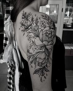 Don& miss 32 floral tattoos inspirations Verpassen Sie nicht 32 florale Tattoos Inspirationen Don& miss 32 floral tattoos inspirations - Trendy Tattoos, Unique Tattoos, Cute Tattoos, Beautiful Tattoos, Body Art Tattoos, New Tattoos, Mini Tattoos, Tatoos, Tribal Tattoos