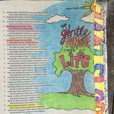 Bible journaling so want and need to be creative to do this.challenge myself to a new form of art.