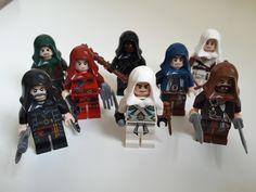 Assassin's Creed LEGO