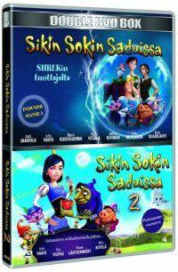 Twinpack: Sikin Sokin Saduissa 1+2 DVD 6,95€