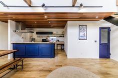 Apartment Ideas, Loft, Table, Furniture, Home Decor, Decoration Home, Room Decor, Apartment Interior, Lofts