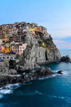 La paciencia de esta gente para construir en este lugar. Es divino. #CinqueTerre #Italy #BucketList