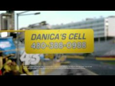 "Nationwide Insurance Danica Patrick ""Pit Signs"""