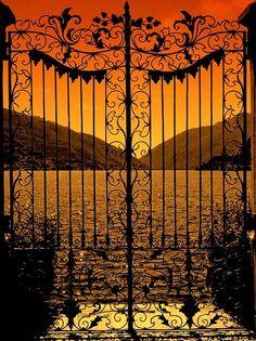Ouvrons ce portail pour pénétrer dans la douceur des songes nocturnes!