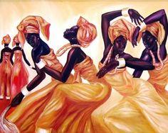 Praise dance!