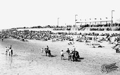 Aberavon Beach c1965, Port Talbot