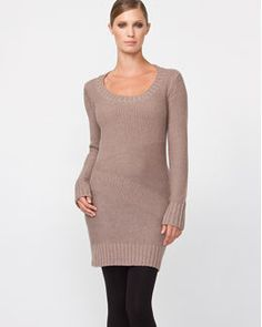 I think I may have to try this sweater dress as well.  Why is it so hard to find a good sweater dress?
