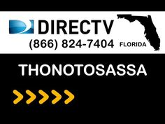 Thonotosassa FL DIRECTV Satellite TV Florida packages deals and offers